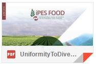 UniformityToDiversity_FullReport.